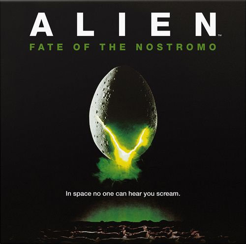Board Game: ALIEN: Fate of the Nostromo