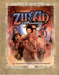 RPG Item: The Secret of Zir'An Core Gamebook