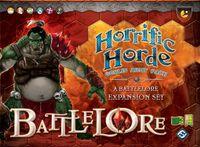 Board Game: BattleLore: Horrific Horde