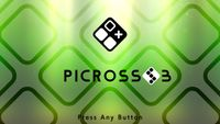 Video Game: Picross S3