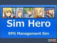 Video Game: Sim Hero