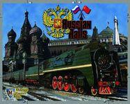 Board Game: Russian Rails