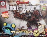 Board Game: Quarriors! Quest of the Qladiator
