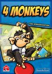 Board Game: 4 Monkeys