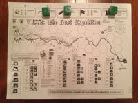 Board Game: 1572: The Lost Expedition