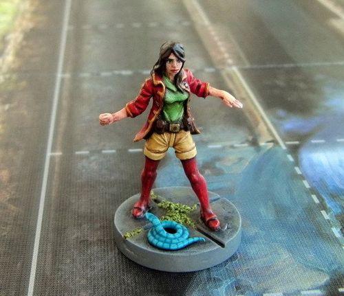 Board Game: The Adventurers: The Temple of Chac – Dalia Cardoso