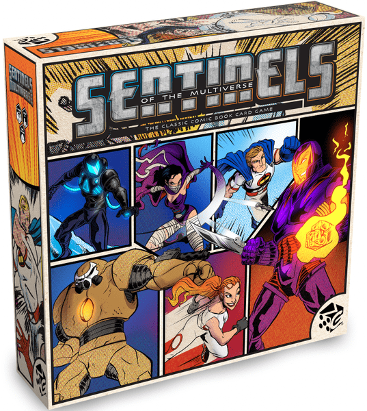 Sentinels of the Multiverse: Definitive Edition