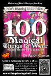 RPG Item: 100 Magical Things to Wear for any Fantasy RPG Campaign