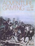 Issue: Adventure Gaming (Issue 7 - Jan 1982)