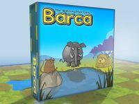 Board Game: Barca