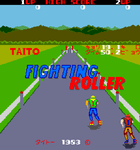 Video Game: Fighting Roller