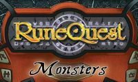 Series: RuneQuest Monsters