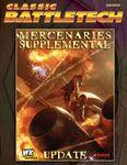 RPG Item: Mercenaries Supplemental Update