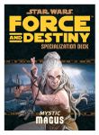 RPG Item: Force and Destiny Specialization Deck: Mystic Magus
