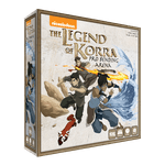 Board Game: The Legend of Korra: Pro-Bending Arena
