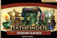 RPG Item: Pathfinder Adventure Gear Deck