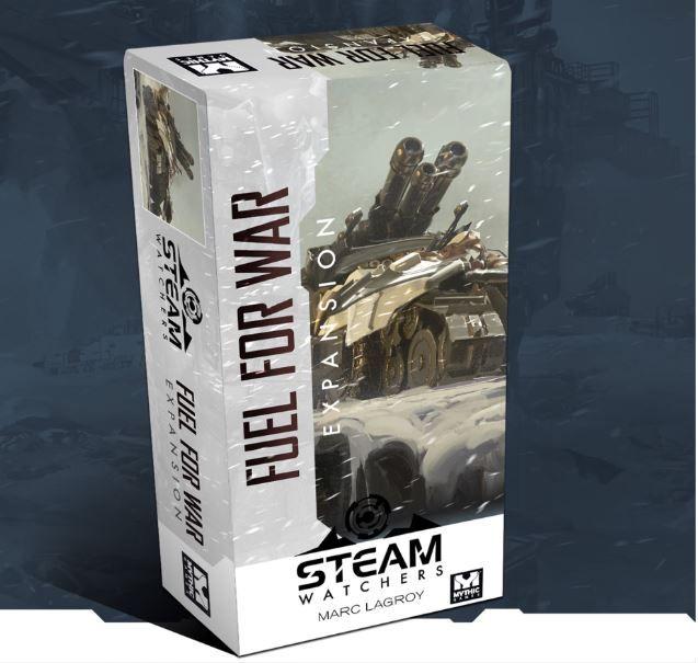 Steamwatchers: Fuel For War