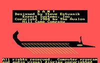 Video Game: RAM!