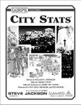 RPG Item: GURPS City Stats