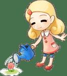 Character: April