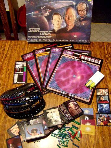 Board Game: Star Trek: The Next Generation