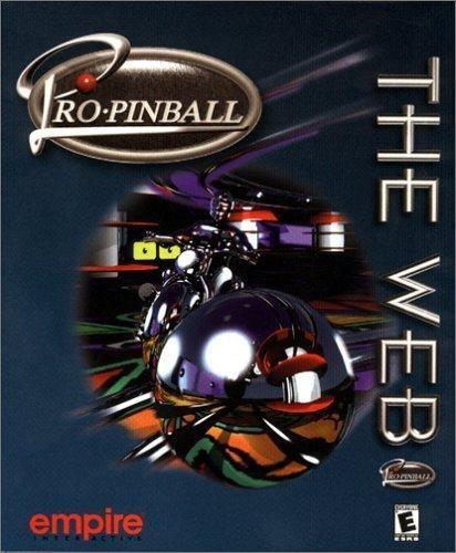Video Game: Pro Pinball: The Web