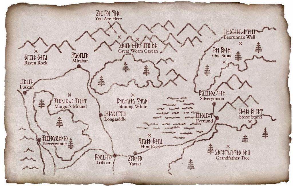 Maps, Quests and Notes - The Bigger They Are, The Harder