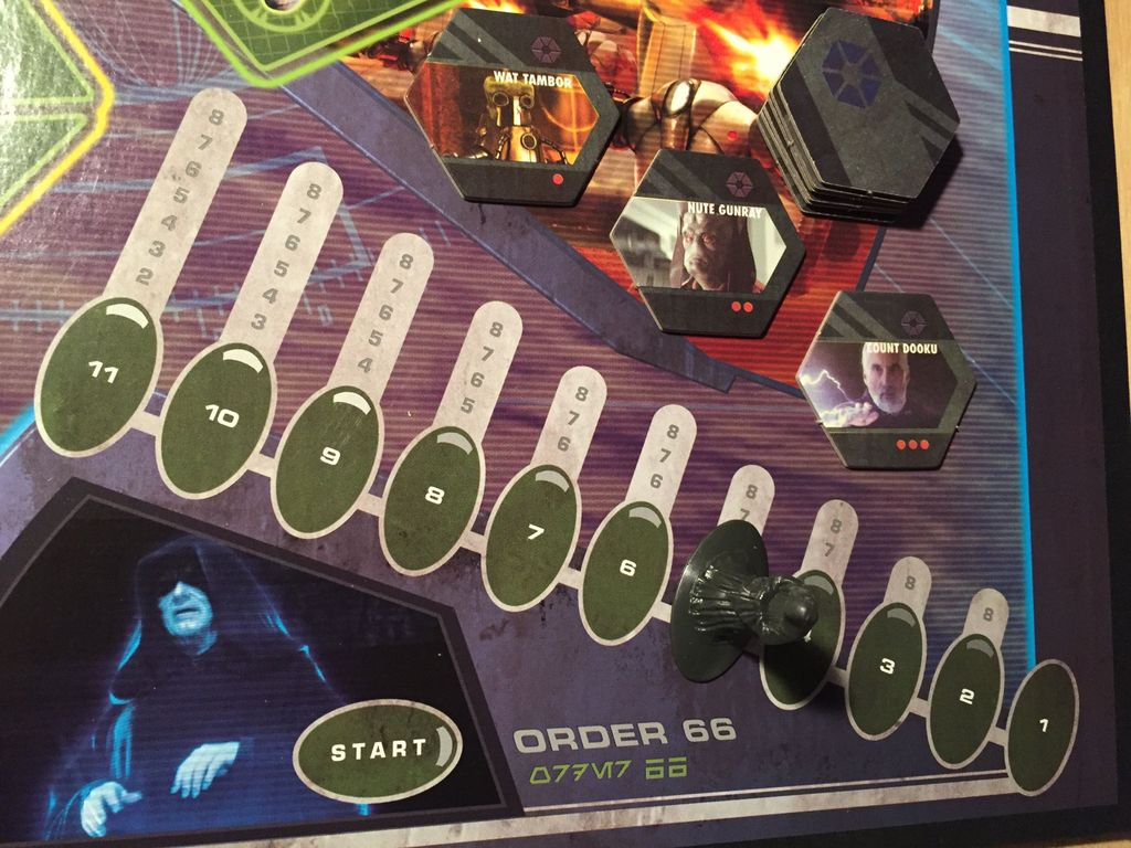 Clone Wars and Original Trilogy Risk - a Comparative Review