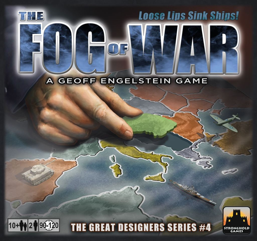 Its Been Five Years And Fog Of War That >> Dudes On A Map Minus The Dudes Level 9000 Mindgames The Fog Of