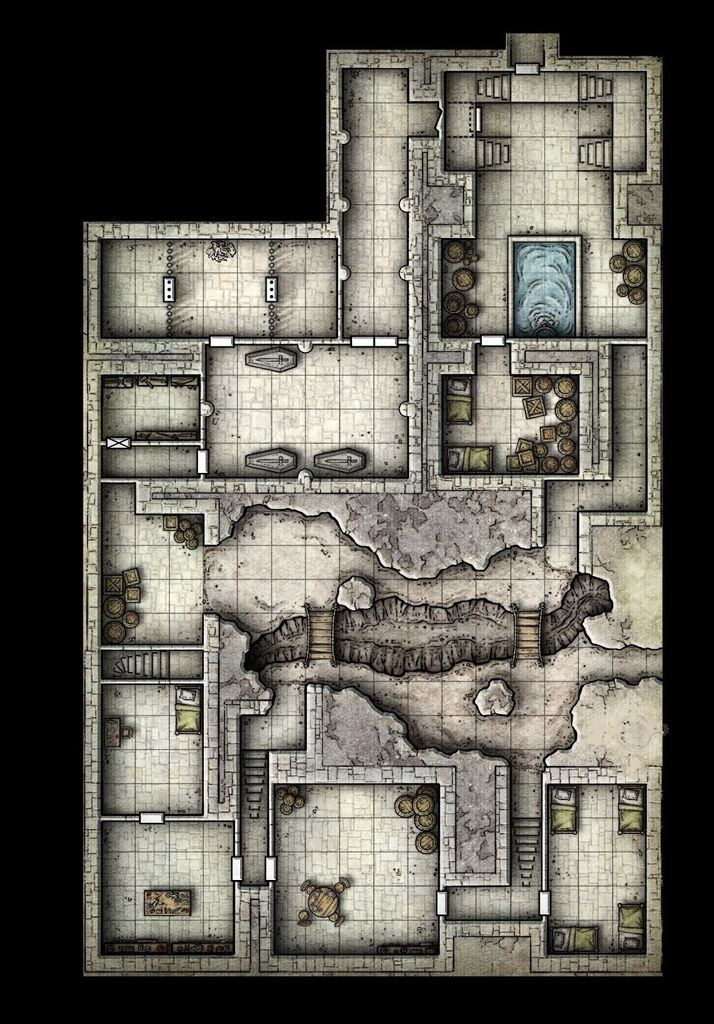 Geeky image pertaining to redbrand hideout map printable