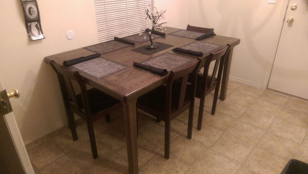 Review Gaming Table From BoardGameTablescom BoardGameGeek - Board game dining room table