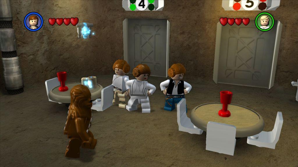 Video Game: LEGO Star Wars II: The Original Trilogy