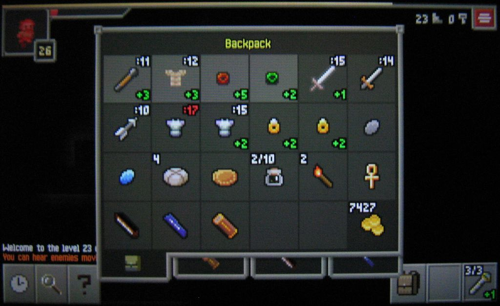 Going Roguelike - A Pixel Dungeon Unleashed Review | Pixel