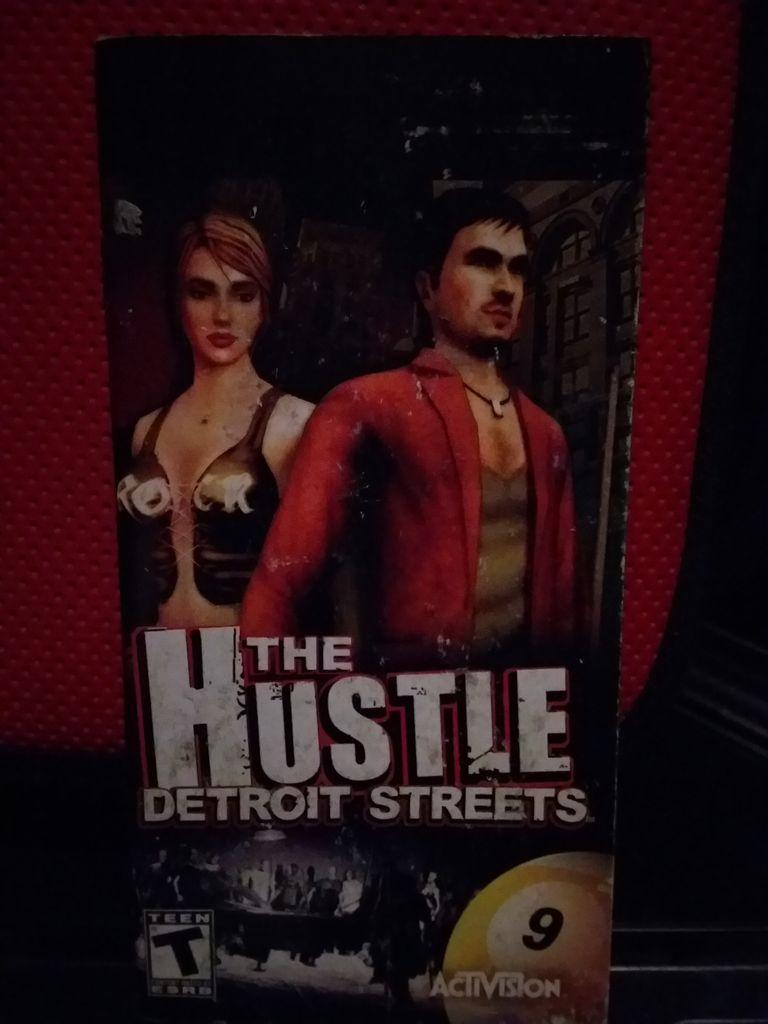 Video Game: The Hustle: Detroit Streets