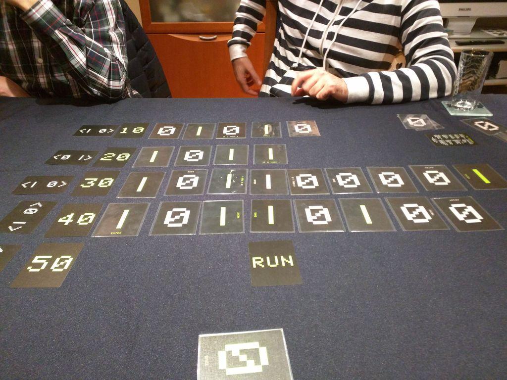 Board Game: One Zero One
