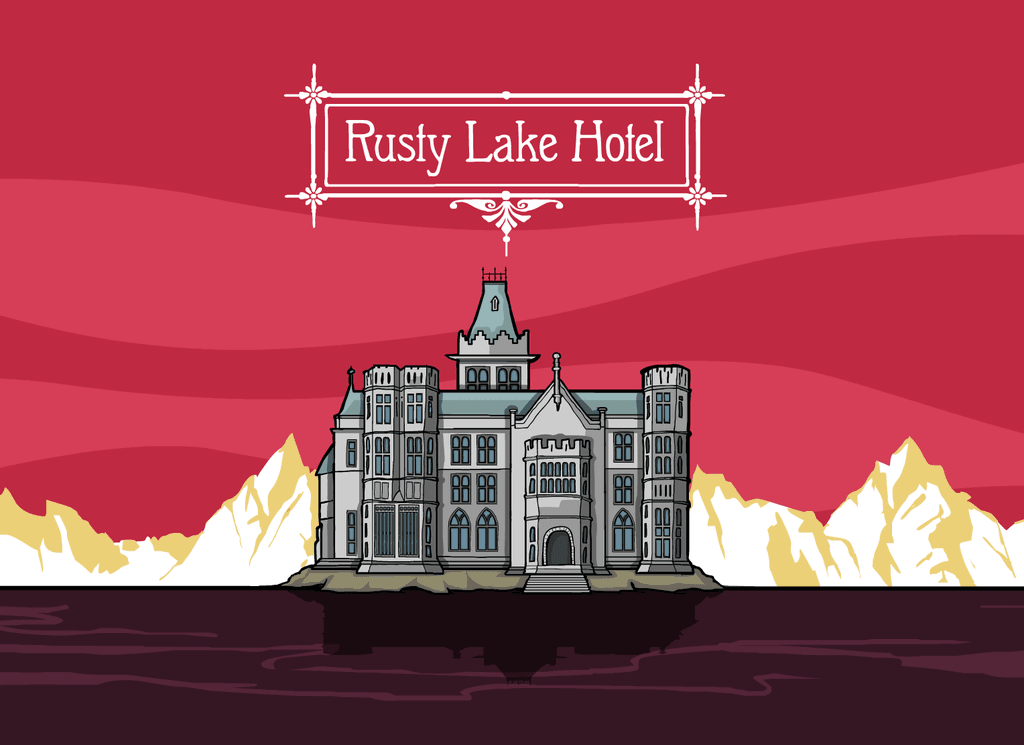 Video Game: Rusty Lake Hotel