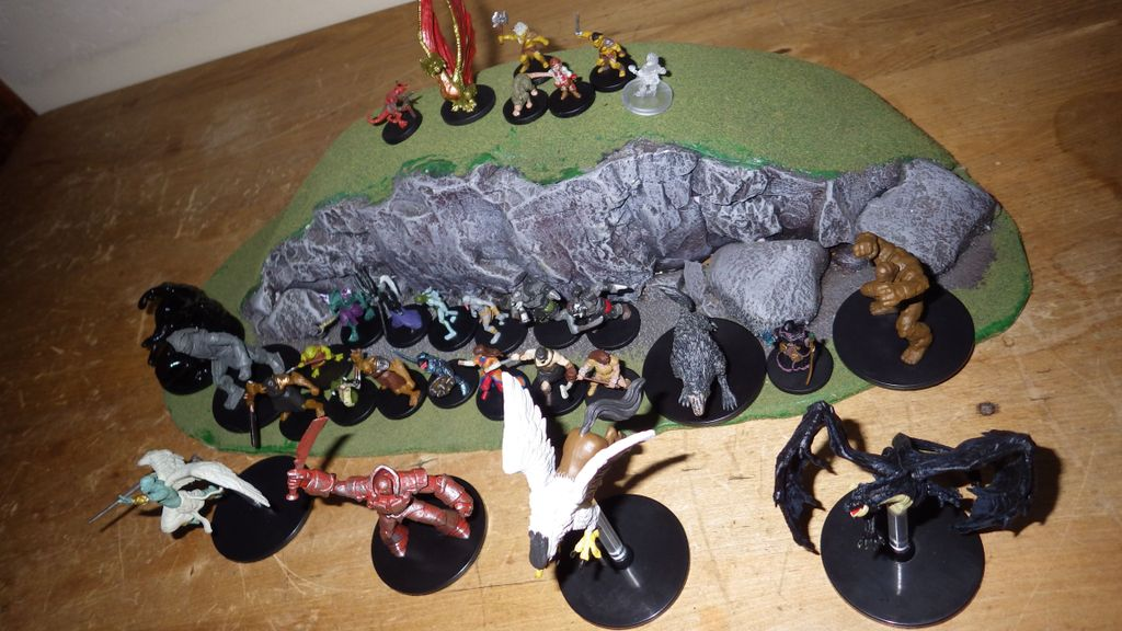 Monster Menagerie Take Two | Dungeons & Dragons Miniatures