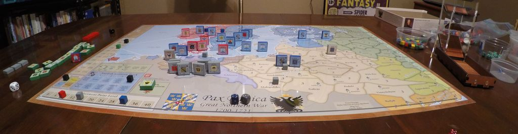 An Epic Game for an Epic Clash   Pax Baltica   BoardGameGeek