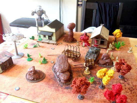 1pg Miniatures Games Terrain Thread  | 1 Player guild | RPGGeek