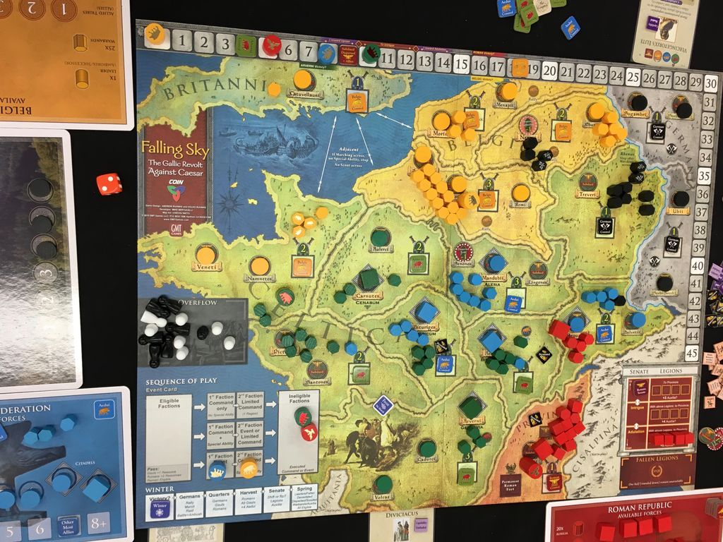 What's the Last Wargame You've Completed? February, 2019 Edition