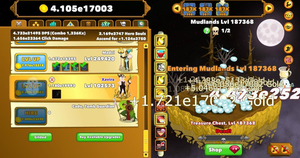 Geeklists for Clicker Heroes | BoardGameGeek