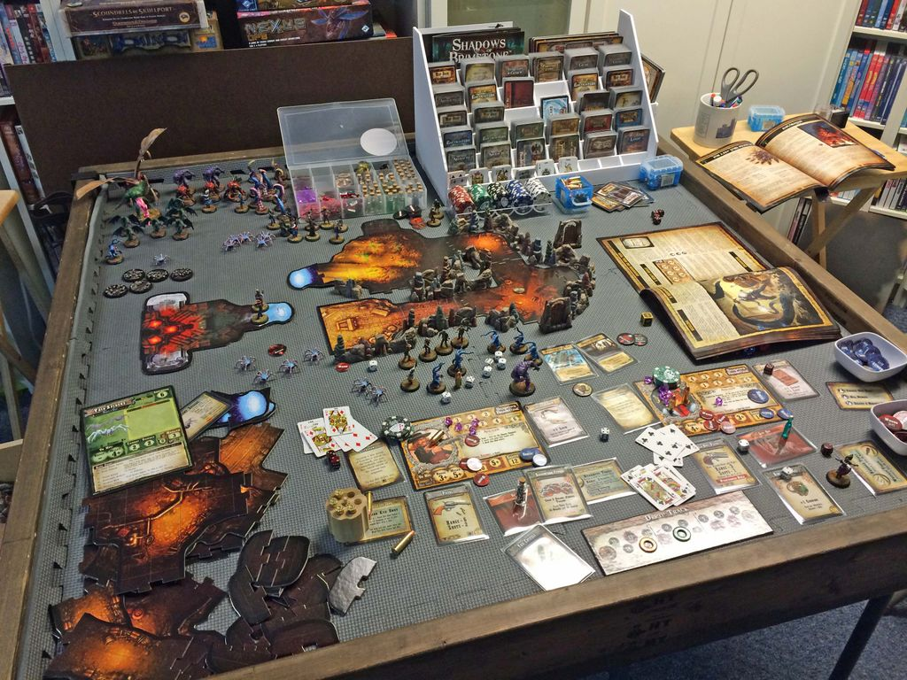 Build A Gaming Table For BoardGameGeek BoardGameGeek - Cheap board game table