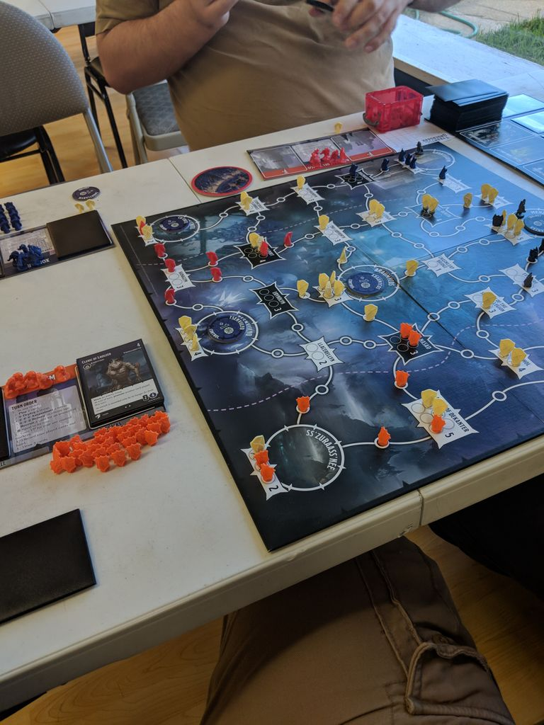 Tyrants of the Underdark, King of Tokyo, or how I learned that