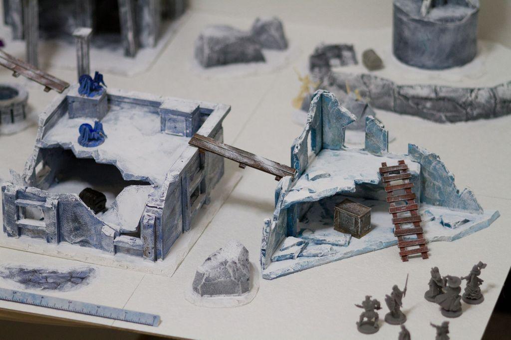 Frostgrave terrain   Frostgrave   BoardGameGeek