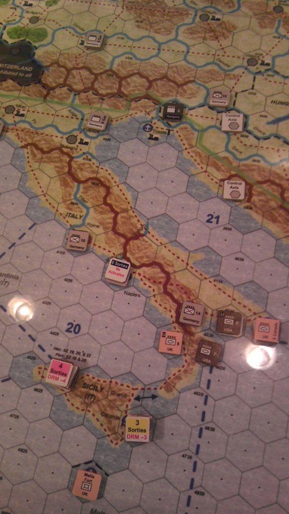 PrezCon 2012 - Europe 1943-1945 scenario | Unconditional Surrender!