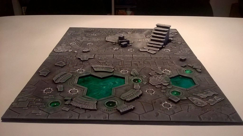3d Shadespire Boards And Some How To Instructions