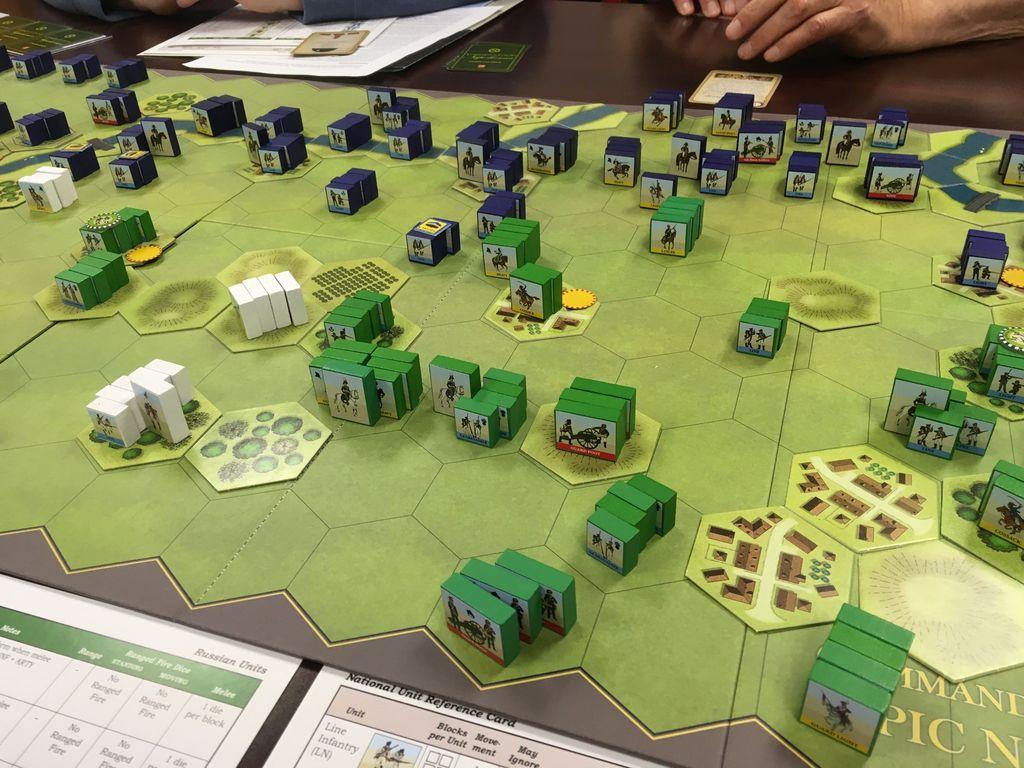 Epic Austerlitz | Commands & Colors: Napoleonics Expansion