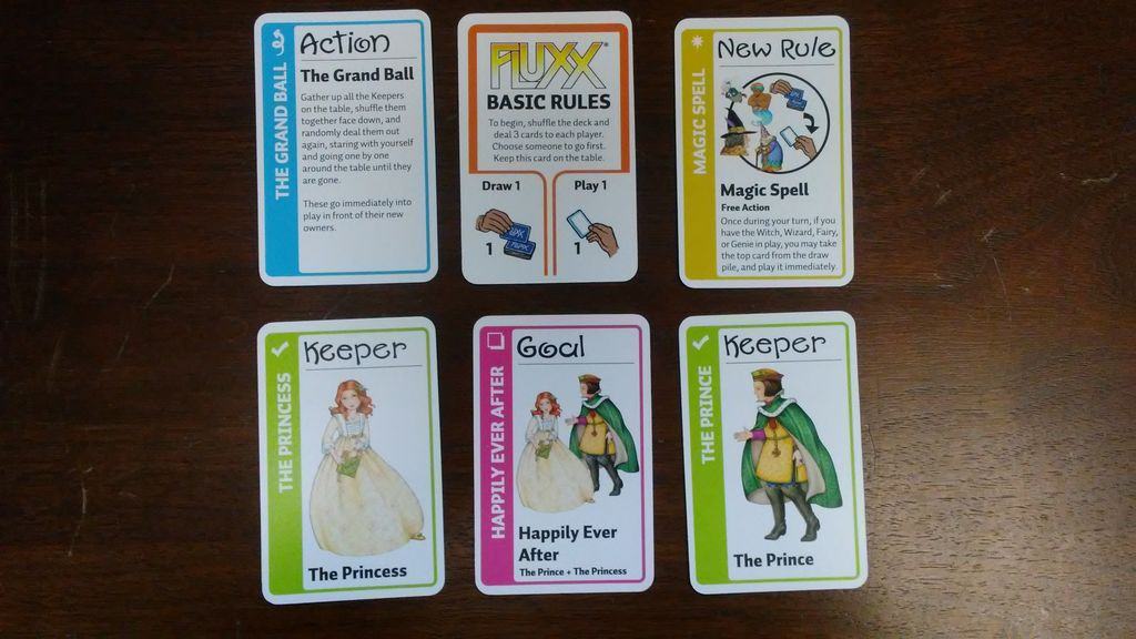Gaming Bits: Fairy Tale Fluxx Review | Gaming Bits: Board and Card
