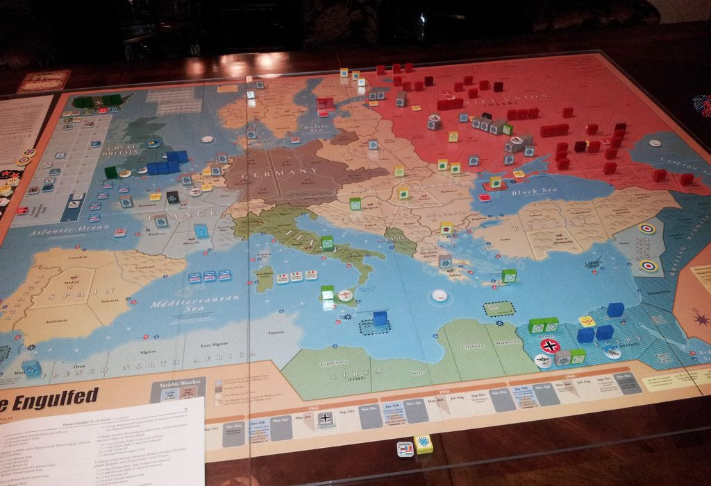 2 map tournament study europe engulfed boardgamegeek this is only my 2nd full game of this scenario so im sure i didnt play the optimal strategies for either side but i tried to be cautious and gumiabroncs Choice Image