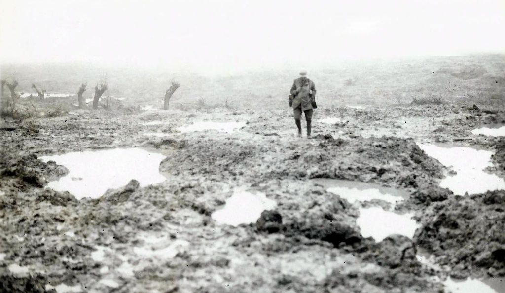 reflecting on depictions of the great war big game theory